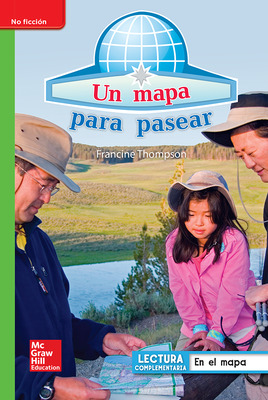 Lectura Maravillas Leveled Reader Un mapa para pasear: Beyond Unit 2 Week 5 Grade 1
