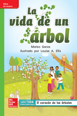Lectura Maravillas Leveled Reader La vida de un árbol: Beyond Unit 3 Week 2 Grade 1