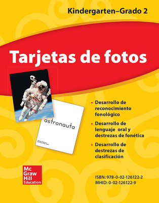 Lectura Maravillas, Grades K-2, Photo Cards