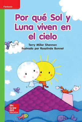Lectura Maravillas Leveled Reader Por qué Sol y Luna viven en el cielo: Beyond Unit 8 Week 3 Grade K