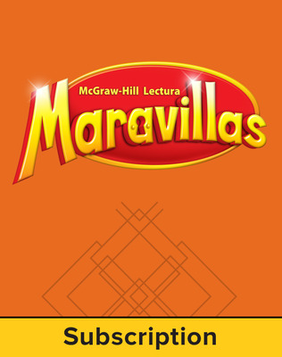 Lectura Maravillas, Comprehensive Program, 6 Year Subscription