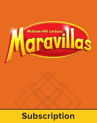 Lectura Maravillas, Reading/Writing Workshop, 6 Year Subscription