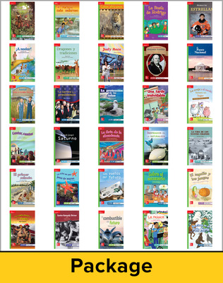 Lectura Maravillas, Grade 3, Leveled Readers - Beyond, (6 each of 30 titles)