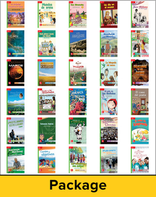 Lectura Maravillas, Grade 5, Leveled Readers - Beyond, (6 each of 30 titles)