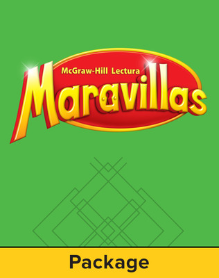 Lectura Maravillas, Grade 4, Teachers Edition Package