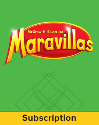 Lectura Maravillas, Grade 4, Comprehensive Program, 6 Year Subscription