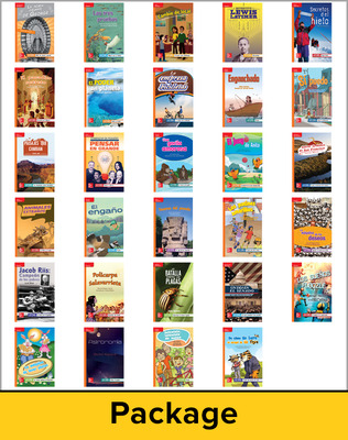 Lectura Maravillas, Grade 4, Leveled Readers, (6 each of 30 titles)