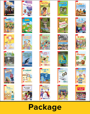 Lectura Maravillas, Grade 1, Leveled Reader Package 6 Of 30 Approaching