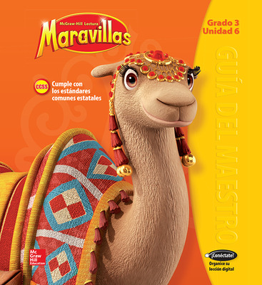 Lectura Maravillas, Grade 3, Teachers Edition Volume 6
