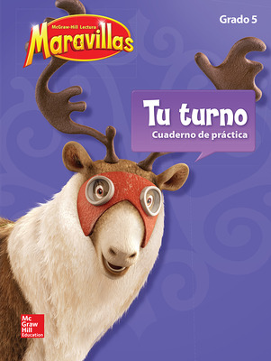 Lectura Maravillas, Grade 5, Your Turn Practice Book