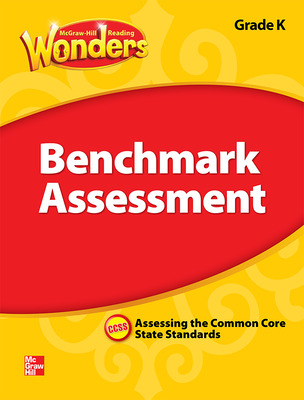 Reading Wonders Benchmark Assessment Grade K