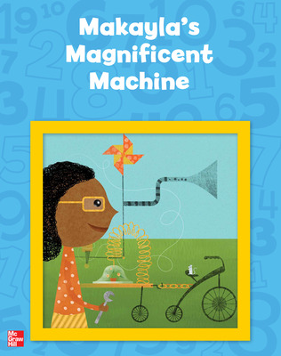 Building Blocks Pre-K, Makayla's Magnificent Machine Big Book