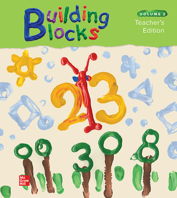 Building Blocks Pre-K, Teacher Edition, Volume 2
