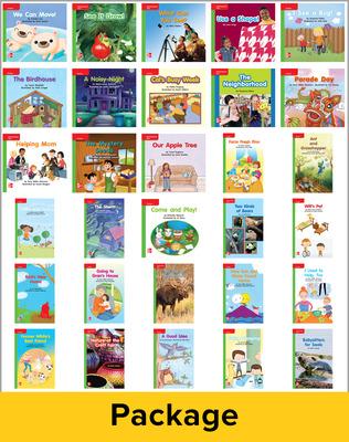 Reading Wonders, Grade K, Leveled Reader Package (1 ea. of 30) Beyond