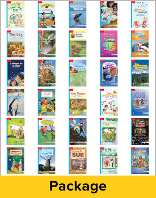 Reading Wonders, Grade 2, Leveled Reader Package 1 Of 30 On-Level Grade 2
