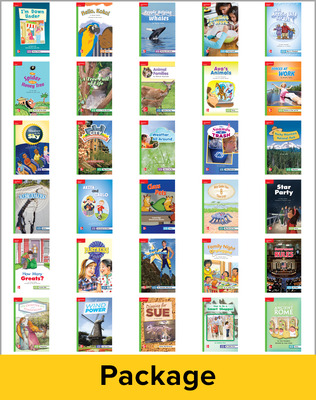 Reading Wonders, Grade 2, Leveled Reader Package 1 Of 30 Beyond Grade 2
