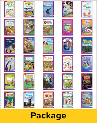 Reading Wonders, Grade 2, Leveled Reader Package 1 Of 30 ELL Grade 2
