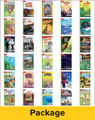 Reading Wonders, Grade 4, Leveled Reader Package (1 ea. of 30) Beyond, Grade 4