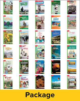 Reading Wonders, Grade 5, Leveled Reader Package (1 ea. of 30) Beyond