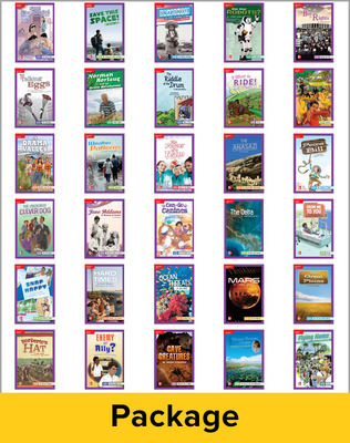 Reading Wonders, Grade 5, Leveled Reader Package (1 ea. of 30) ELL