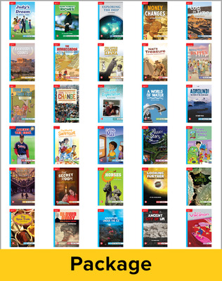 Reading Wonders, Grade 6, Leveled Reader Package (1 of 30) On-Level Grade 6
