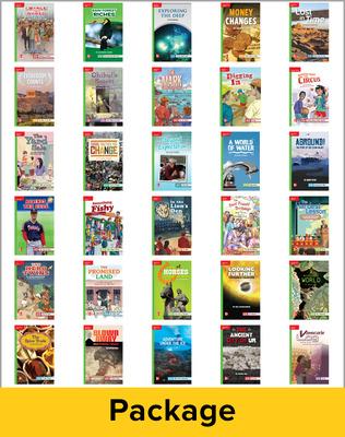 Reading Wonders, Grade 6, Leveled Reader Package (1 ea. of 30) Beyond, Grade 6