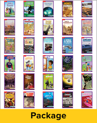 Reading Wonders, Grade 6, Leveled Reader Package (1 ea. of 30) ELL, Grade 6