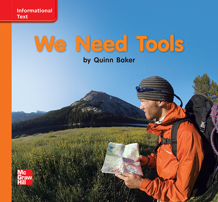 Reading Wonders, Grade K, Leveled Reader We Need Tools, Approaching, Unit 2, 6-Pack