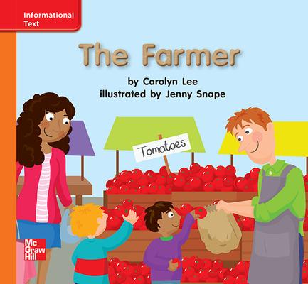 Reading Wonders, Grade K, Leveled Reader The Farmer, Approaching, Unit 5, 6-Pack
