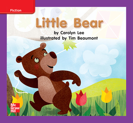 Reading Wonders, Grade K, Leveled Reader Little Bear, ELL, Unit 6, 6-Pack