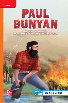 Reading Wonders, Grade 5, Leveled Reader Paul Bunyan, Approaching, Unit 4, 6-Pack