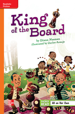 Reading Wonders, Grade 5, Leveled Reader King of the Board, Approaching, Unit 5, 6-Pack
