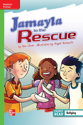 Reading Wonders, Grade 5, Leveled Reader Jamayla to the Rescue, Beyond, Unit 6, 6-Pack