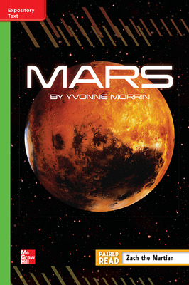 Reading Wonders, Grade 5, Leveled Reader Mars, ELL, Unit 5, 6-Pack