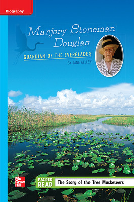 Reading Wonders, Grade 5, Leveled Reader Marjory Stoneman Douglas: Guardian of the Everglades, ELL, Unit 6, 6-Pack