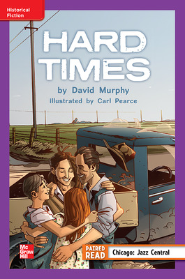 Reading Wonders, Grade 5, Leveled Reader Hard Times, On Level, Unit 5, 6-Pack