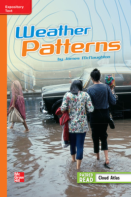 Reading Wonders, Grade 5, Leveled Reader Weather Patterns, On Level, Unit 3, 6-Pack