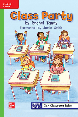 Reading Wonders, Grade 1, Leveled Reader Class Party, Beyond, Unit 1, 6-Pack