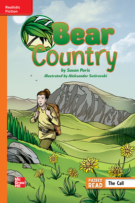 Reading Wonders, Grade 6, Leveled Reader Bear Country, Approaching, Unit 3, 6-Pack