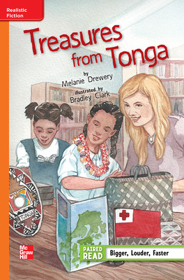 Reading Wonders, Grade 6, Leveled Reader Treasures from Tonga, Approaching, Unit 4, 6-Pack