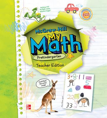McGraw-Hill My Math, Grade PK, Teacher Edition