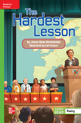 Reading Wonders, Grade 6, Leveled Reader The Hardest Lesson, Beyond, Unit 4, 6-Pack