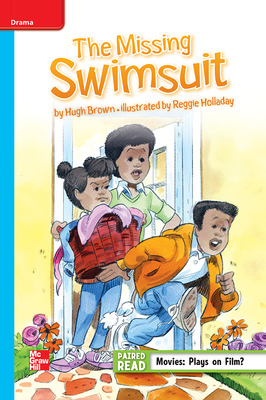 Reading Wonders, Grade 6, Leveled Reader The Missing Swimsuit, ELL, Unit 4, 6-Pack