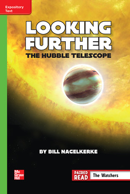 Reading Wonders, Grade 6, Leveled Reader Looking Further: The Hubble Telescope, On Level, Unit 5, 6-Pack