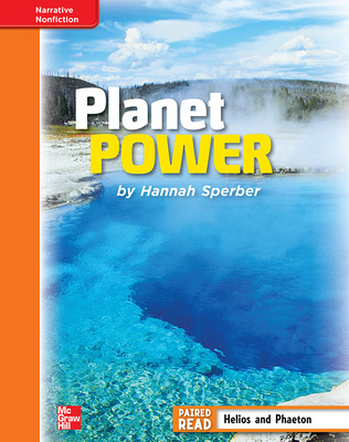 Reading Wonders, Grade 4, Leveled Reader Planet Power, Approaching, Unit 6, 6-Pack