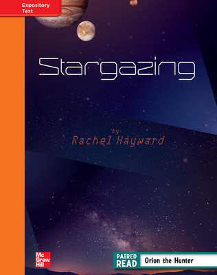 Reading Wonders, Grade 4, Leveled Reader Stargazing, Approaching, Unit 4, 6-Pack