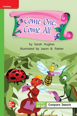 Reading Wonders, Grade 1, Leveled Reader Come One, Come All, Beyond, Unit 4, 6-Pack