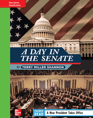 Reading Wonders, Grade 4, Leveled Reader A Day in the Senate, Beyond, Unit 4, 6-Pack