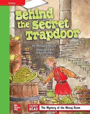 Reading Wonders, Grade 4, Leveled Reader Behind the Secret Trapdoor, Beyond, Unit 2, 6-Pack