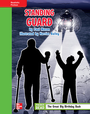 Reading Wonders, Grade 4, Leveled Reader Standing Guard, Beyond, Unit 3, 6-Pack